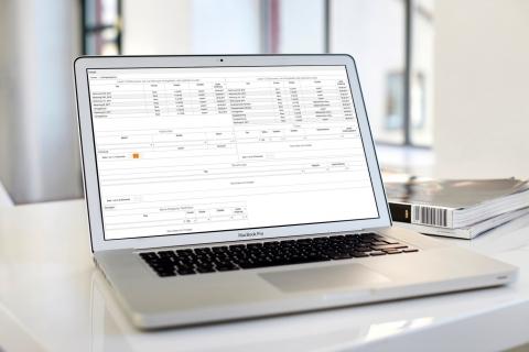 Alle Inhalte Ihres Dokumentenmanagements auf einen Blick in der Cloud