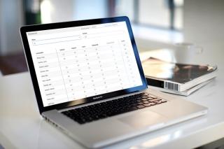 Kommunikation und Auswertung Notenverwaltung