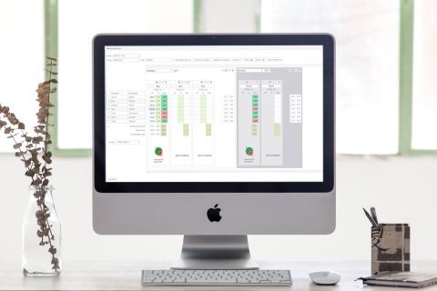 Einfaches Verwalten von Schulnoten mit unseren Cloud Services
